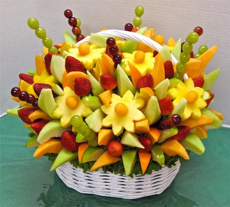 جدیدترین تزیینات میوه های یلدا, میوه آرایی های زیبای یلدا