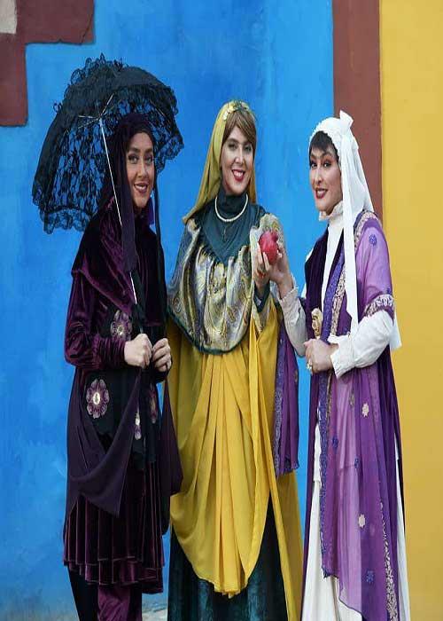 سریال هشتگ خاله سوسکه