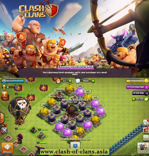 clan tribe clash مودشده clan tribe clash stage 97-98-99.
