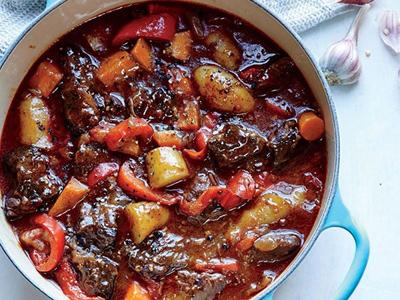 طرز تهیه خوراک مجارستانی