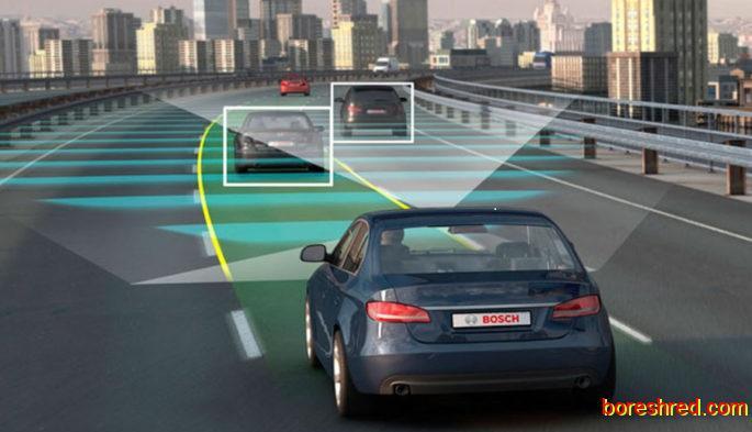 کنترل خودرو با چشم هوشمند