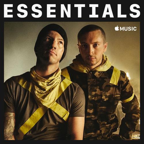 دانلود آلبوم Essentials از Twenty One Pilots | با کیفیت عالی
