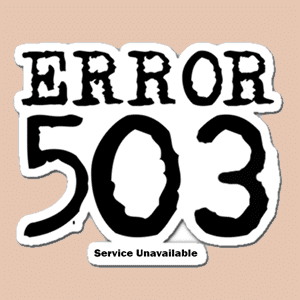 503 چیست؟