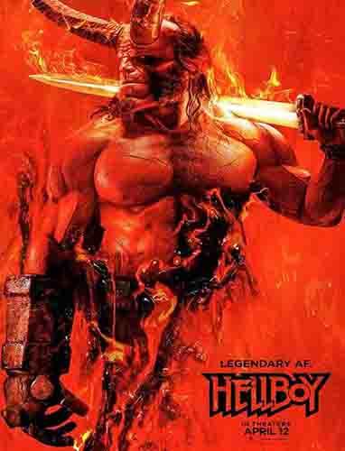 دانلود دوبله فارسی فیلم Hellboy 2019 با لینک مستقیم و کیفیت بالا