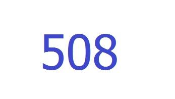 508 چیست؟