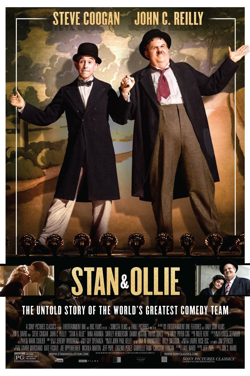 Stan and Ollie 2018