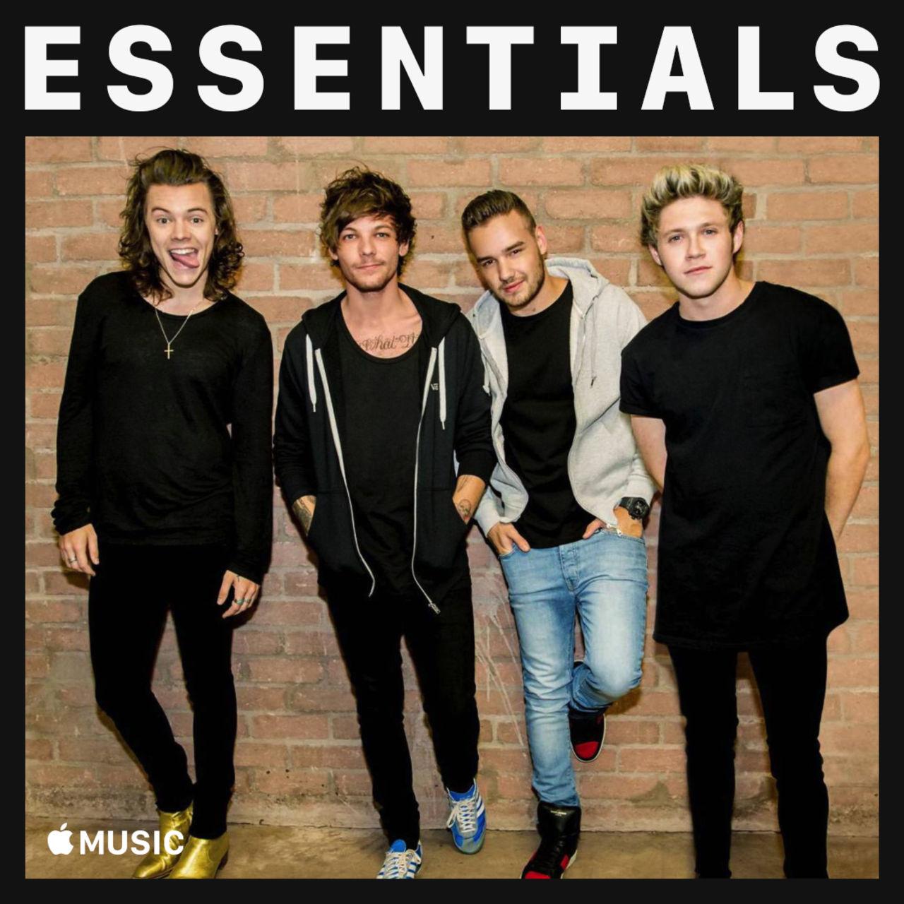 دانلود آلبوم Essentials از One Direction | با کیفیت عالی