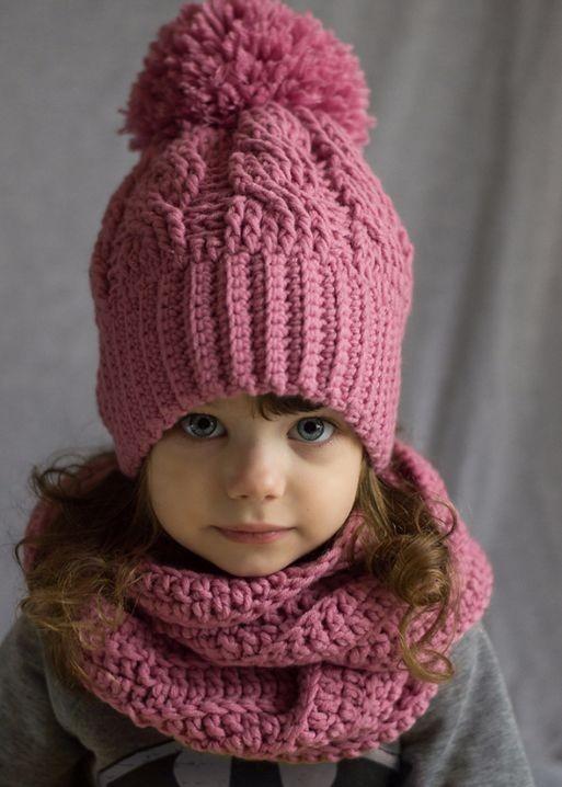 جدیدترین مدل کلاه بافتنی دخترانه