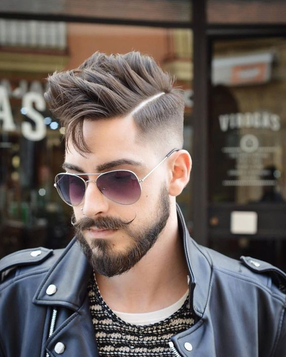 مدل موی کوتاه مردانه اسپرت