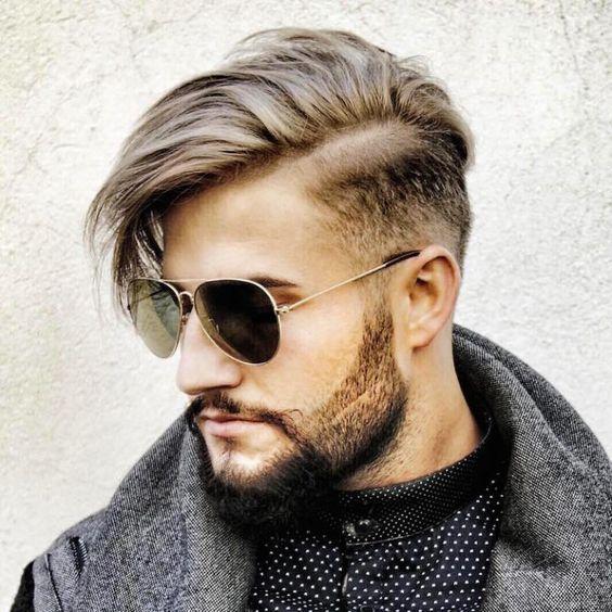 مدل مو کوتاه پسرانه ای