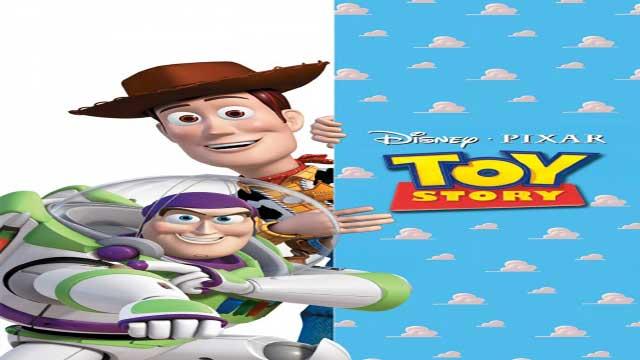 انیمیشن داستان اسباب بازی 1 – Toy Story 1995