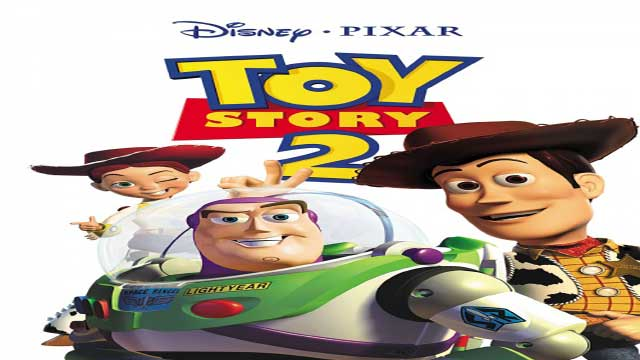 انیمیشن داستان اسباب بازی 2 – Toy Story 1999