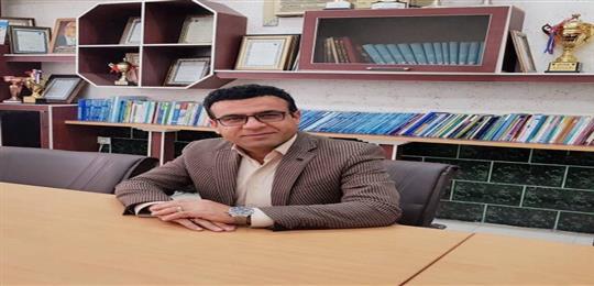 انتخاب دکتر هاشمی به عنوان پژوهشگر برتر استان فارس برای دومین بار