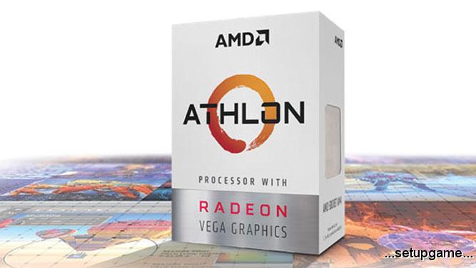 پردازندههای AMD Athlon 220GE و Athlon 240GE معرفی شدند؛ جایگزین وسوسه کننده