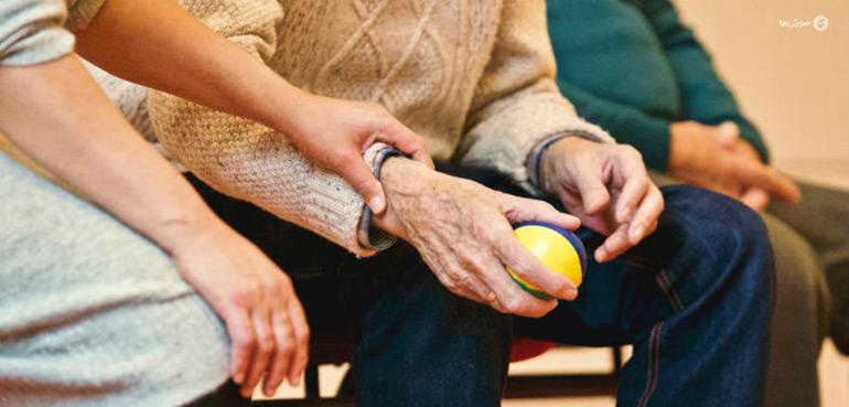 رفتار با بیماران آلزایمری