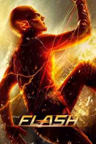 دانلود کامل سریال فلش The Flash دوبله فارسی