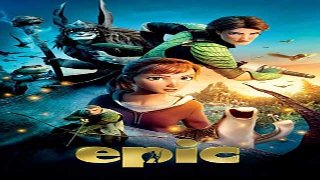 انیمیشن جنگاور دوبله - Epic 2013