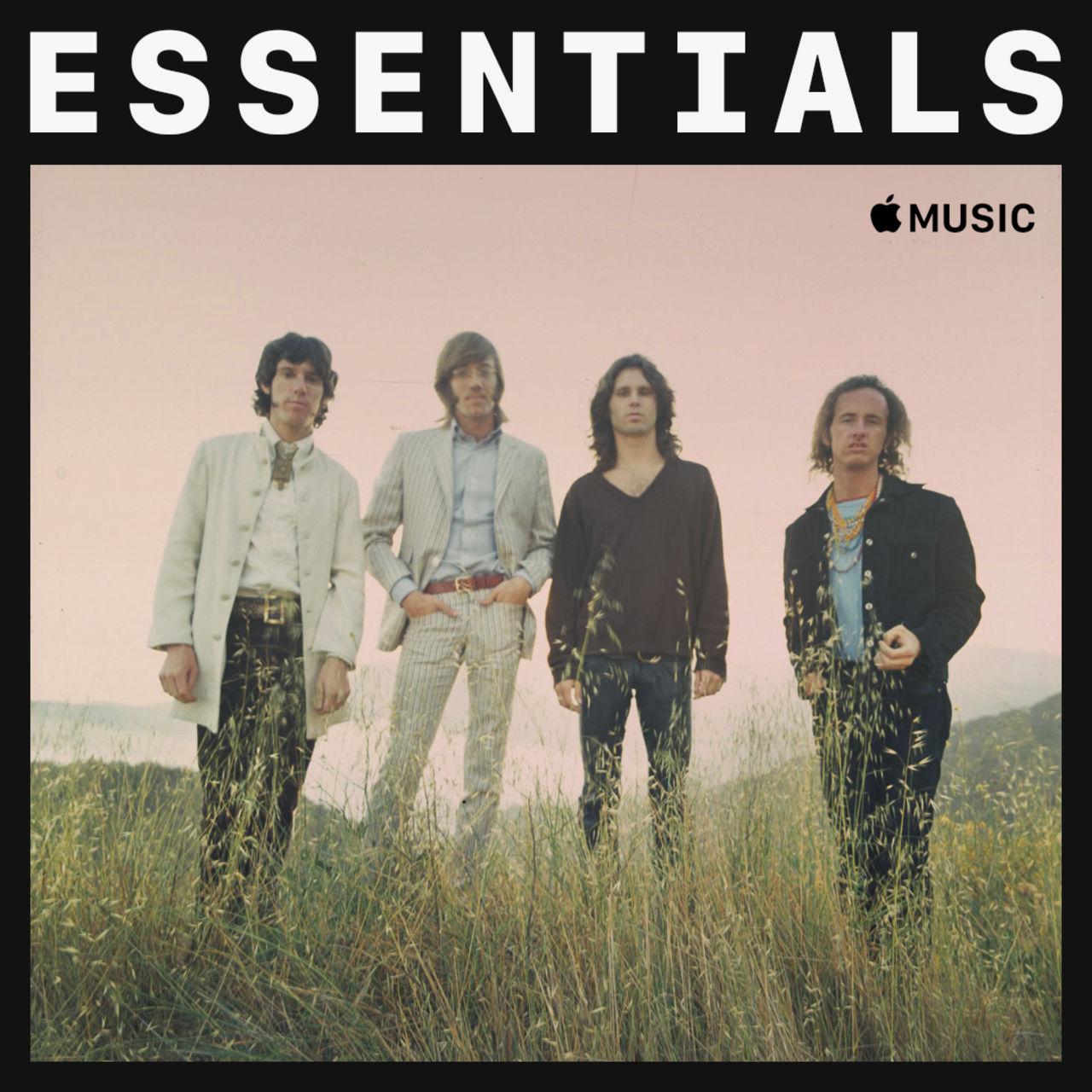 دانلود آلبوم Essentials از The Doors | با کیفیت عالی