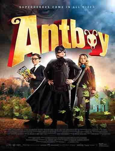 دانلود فیلم Antboy 2013 دوبله فارسی با لینک مستقیم