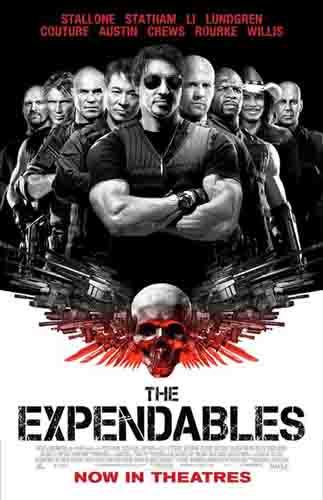 دانلود فیلم The Expendables 2010 دوبله فارسی