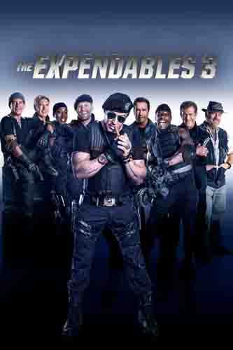 دانلود دوبله فارسی فیلم The Expendables 3 2014