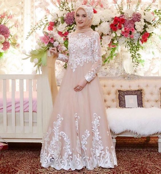 عکس جدیدترین مدل لباس عروس پوشیده
