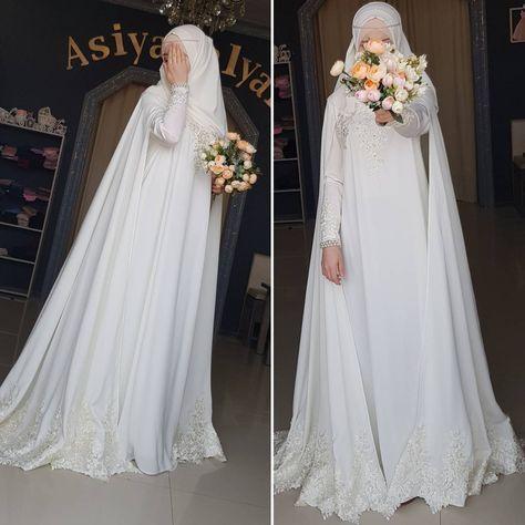 جدیدترین مدل های لباس عروس پوشیده