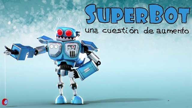 انیمیشن کوتاه SuperBot