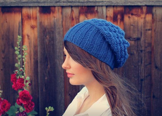شیک ترین مدل شال و کلاه بافتنی
