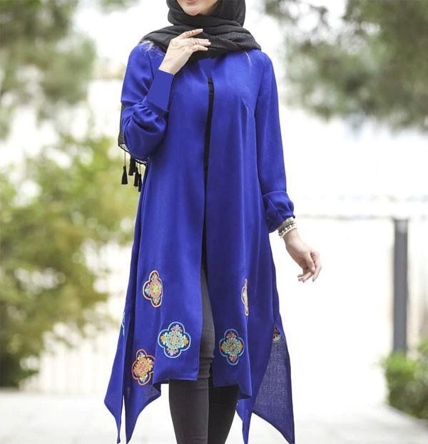 مدل مانتو عید تهران