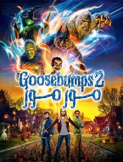 دانلود فیلم مورمور 2 2018 دوبله فارسی Goosebumps 2 Haunted Halloween