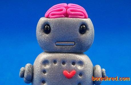آینده صنعت رباتیک و  مغز انسان