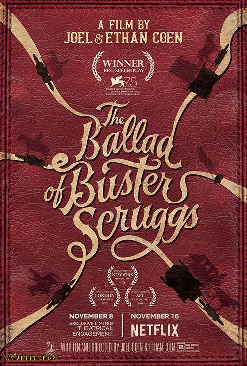 فیلم تصنیف باستر اسکروگز The Ballad of Buster Scruggs 2018