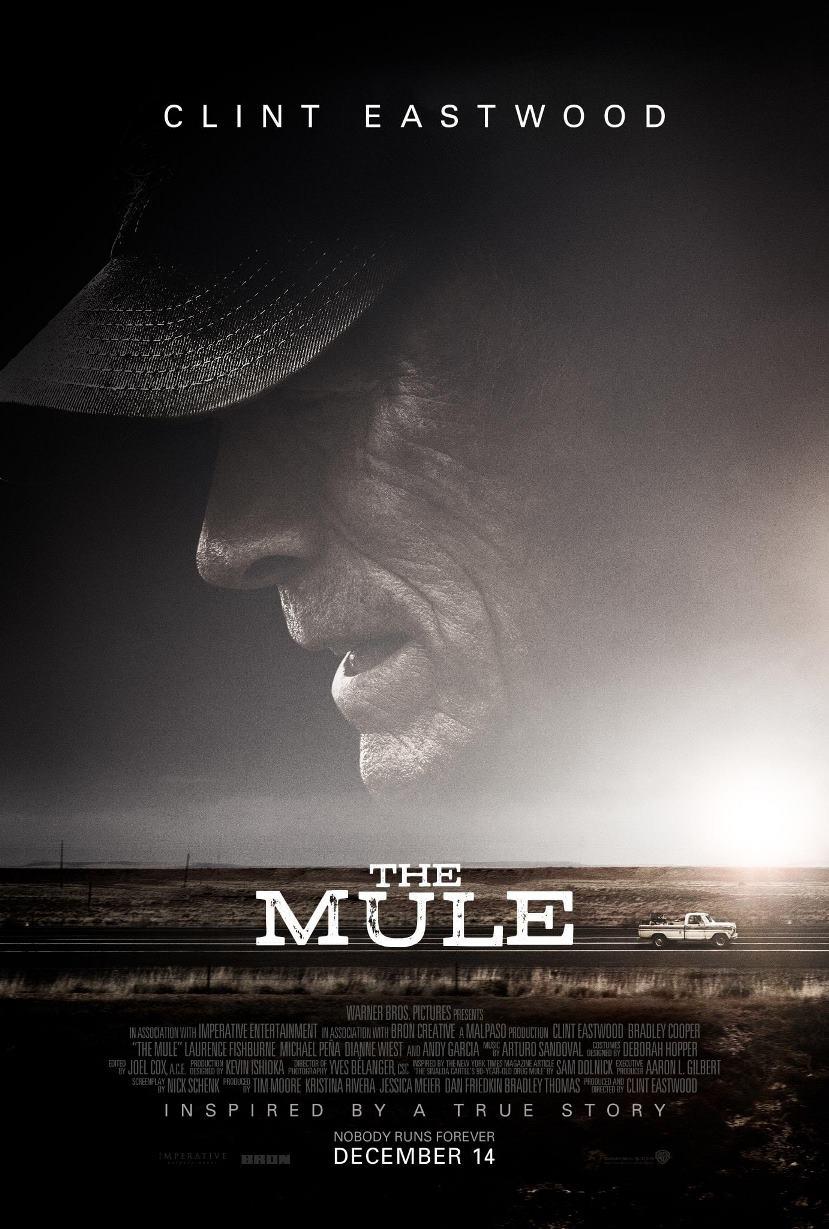 دانلود رایگان The Mule 2018