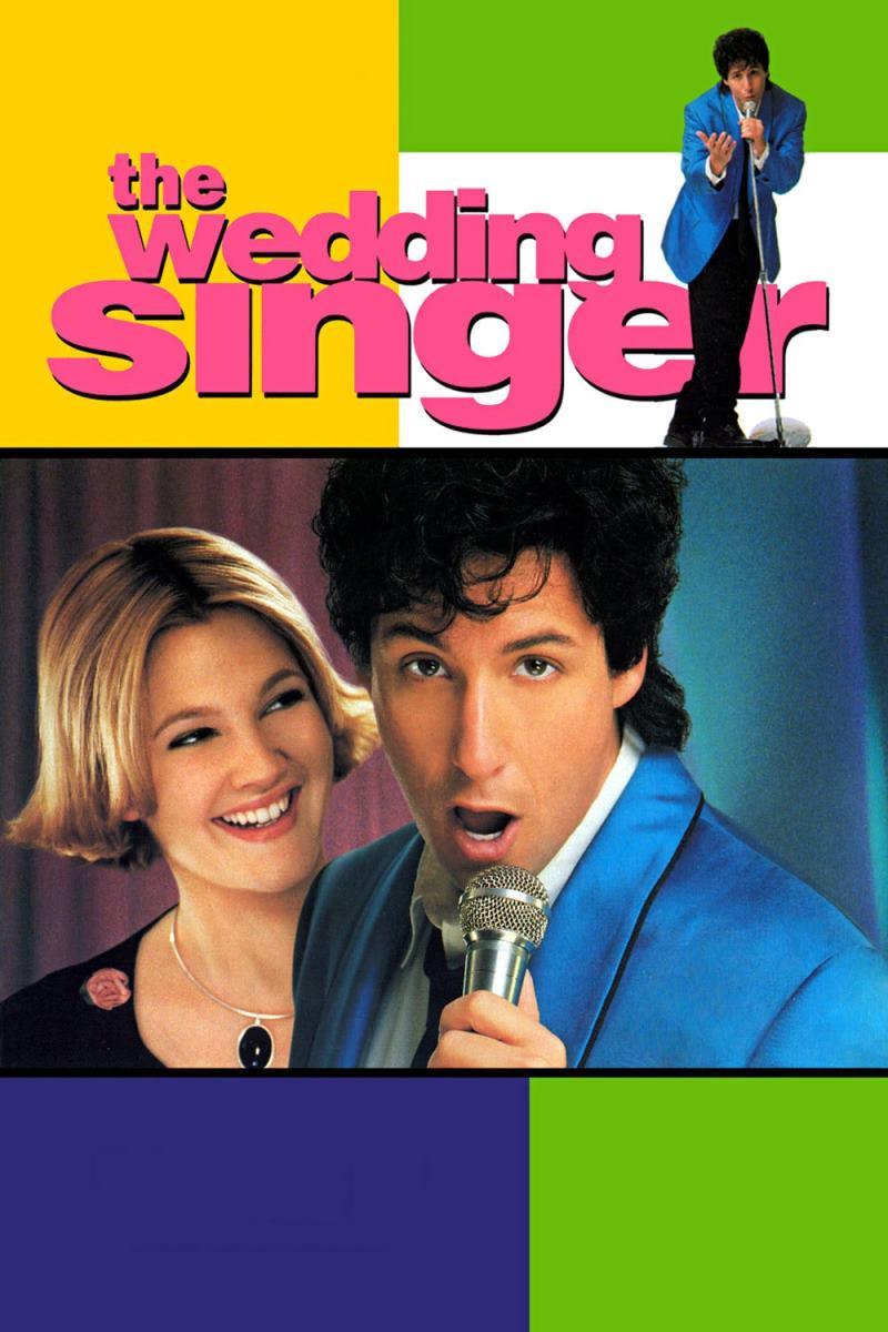 دانلود زیرنویس فیلم The Wedding Singer 1998