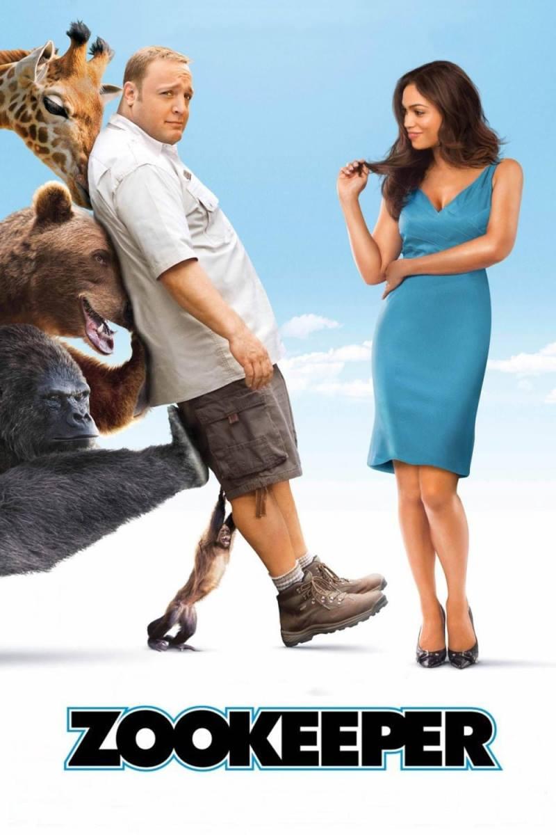 دانلود فیلم Zookeeper 2011 با زیرنویس فارسی