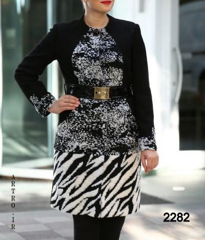 مدل پالتو دخترانه جدید اینستاگرام