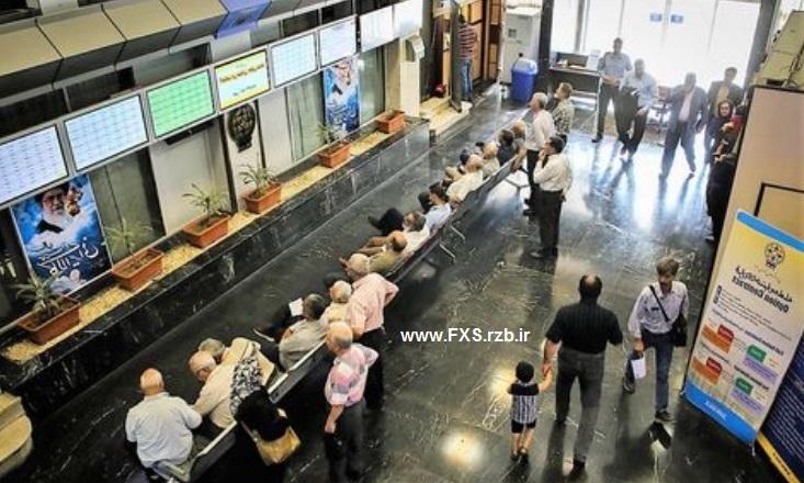 ورود نقدینگی به بورس با رونق سهام بانک ها