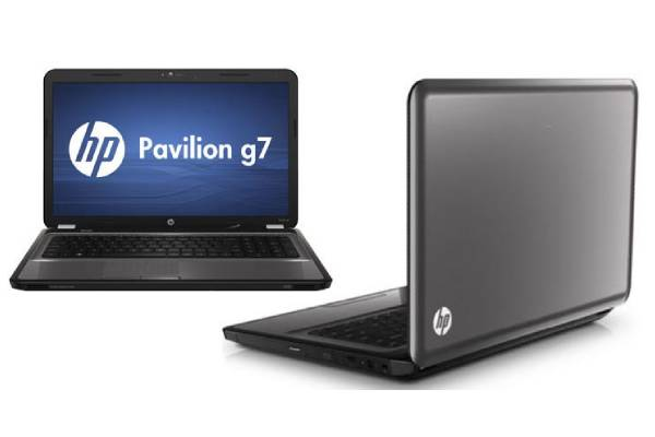 Laptop Hp G7 i7