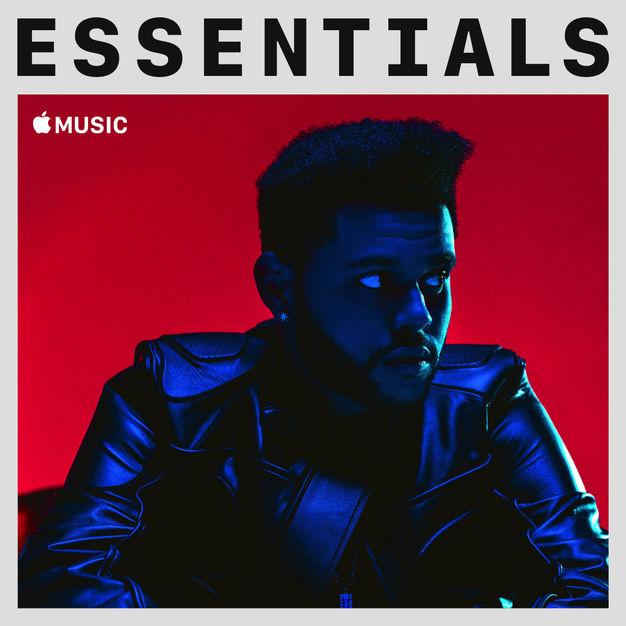 دانلود آلبوم Essentials از The Weeknd د ویکند | با کیفیت عالی