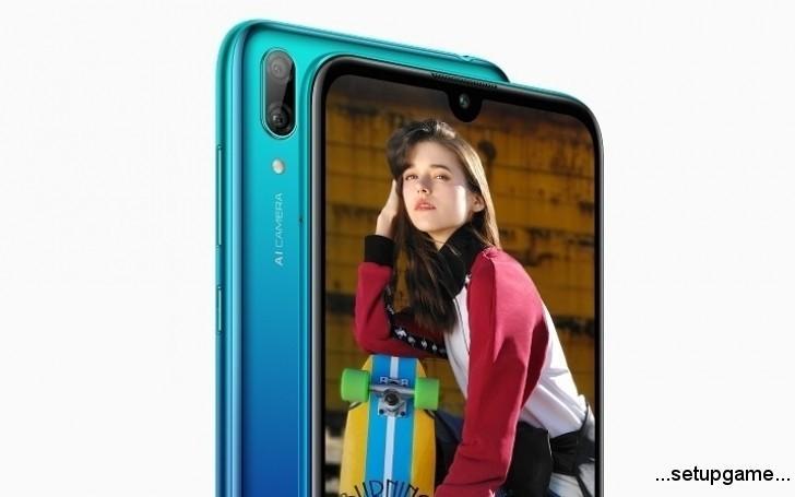 گوشی هواوی Y7 Pro 2019 رسماً معرفی شد؛ دوربین دوگانه؛ 3 گیگابایت رم و تنها 150 یورو
