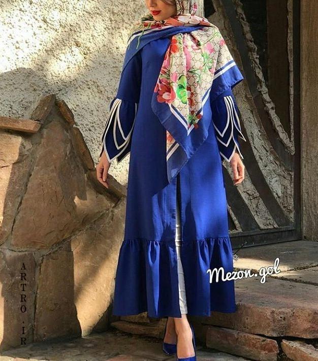 مدل مانتو زنانه جدید ایرانی