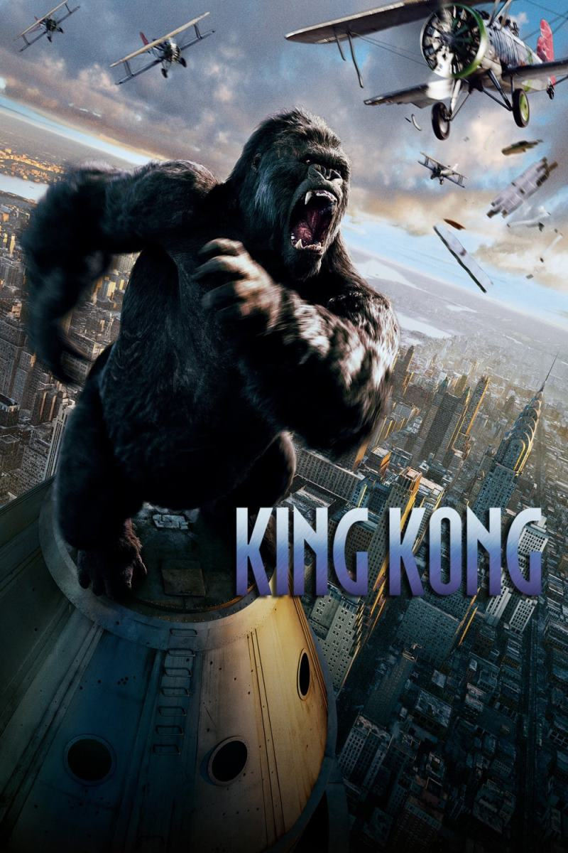 دانلود فیلم King Kong 2005 با دوبله فارسی