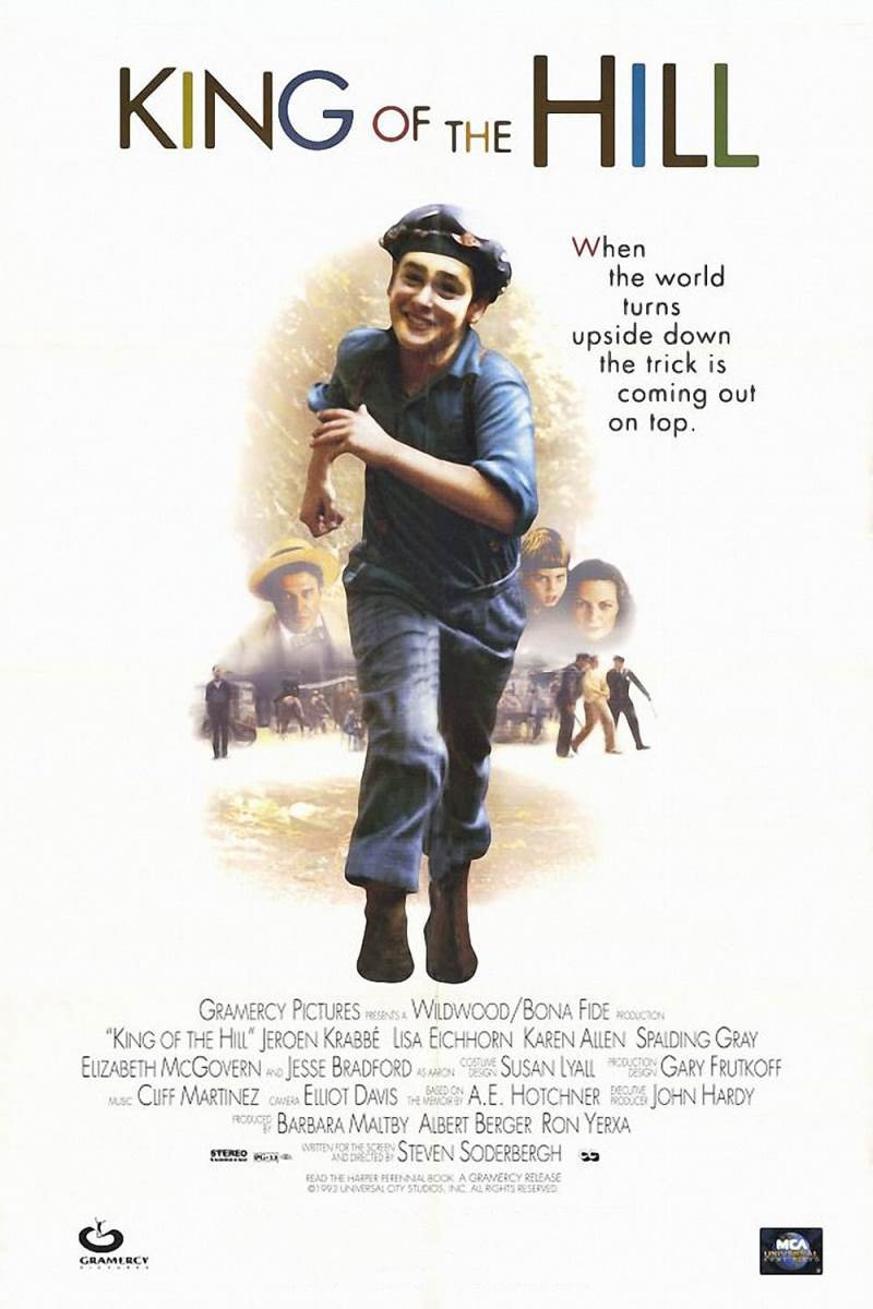 دانلود فیلم King of the Hill 1993 با زیرنویس فارسی