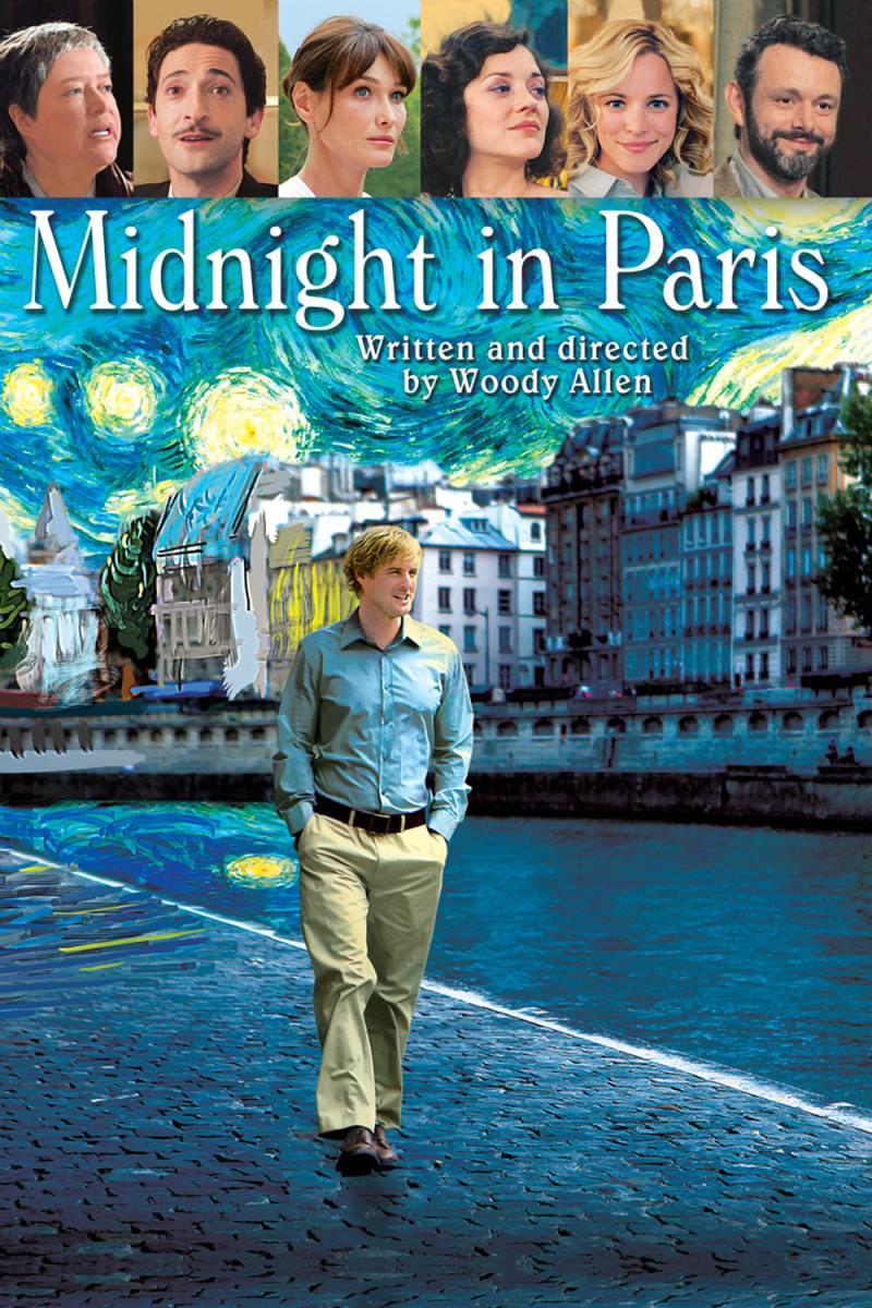 دانلود فیلم Midnight in Paris 2011 با زیرنویس فارسی