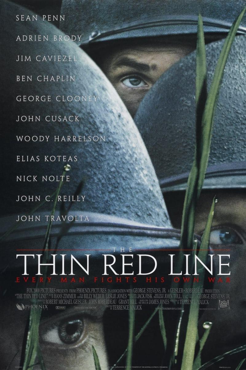 دانلود فیلم The Thin Red Line 1998 با زیرنویس فارسی