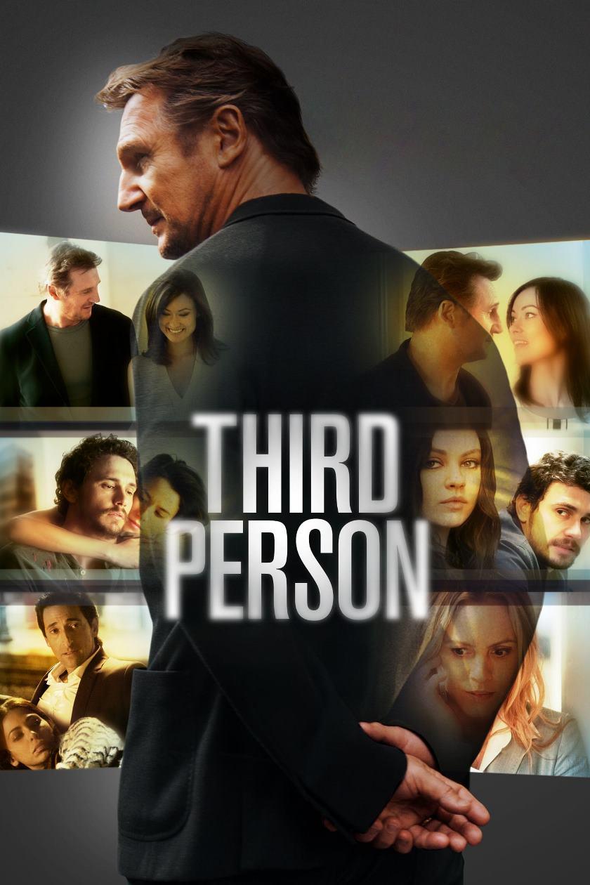 دانلود فیلم Third Person 2013 با زیرنویس فارسی