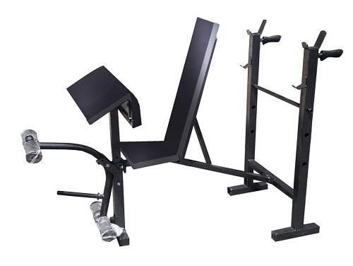 فروش میز پرس 10 کاره  ورزشی خانگی مدل اسپرت 222