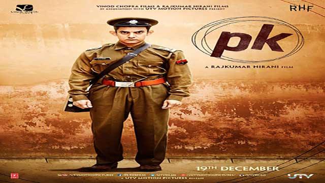 فیلم هندی پی کی دوبله-PK 2014