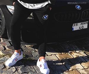 ویژگی های ست سوئیشرت و شلوار BMW